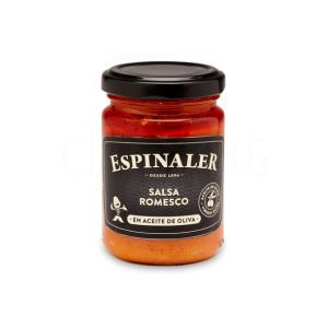Salsa romesco 140gr Espinaler