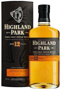 Highland Park 12 años Single Malt Scotch
